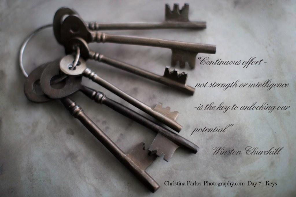 Day 7 - Keys